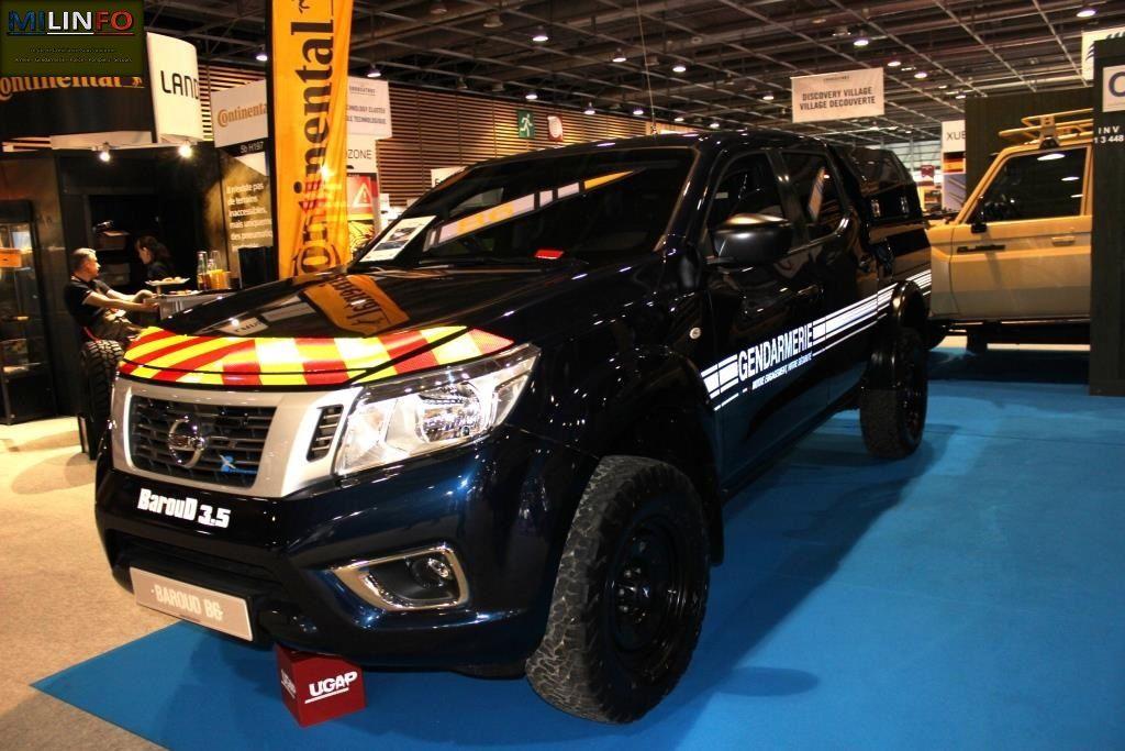 Le constructeur du Masstech proposait un stand avec plsuieurs véhicules intéressants...