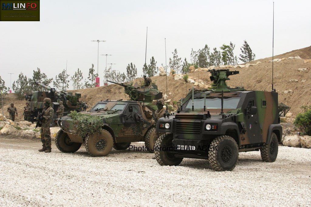 """L'Armée de terre """"in action"""""""