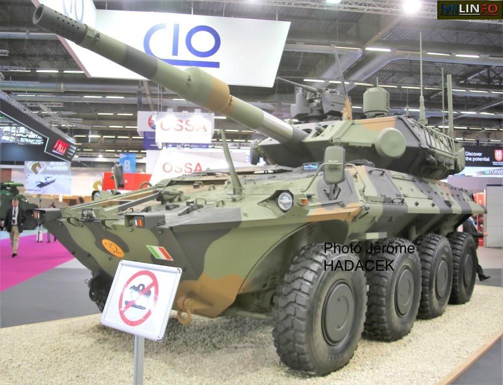 Les véhicules et blindés IVECO... photos interdites !