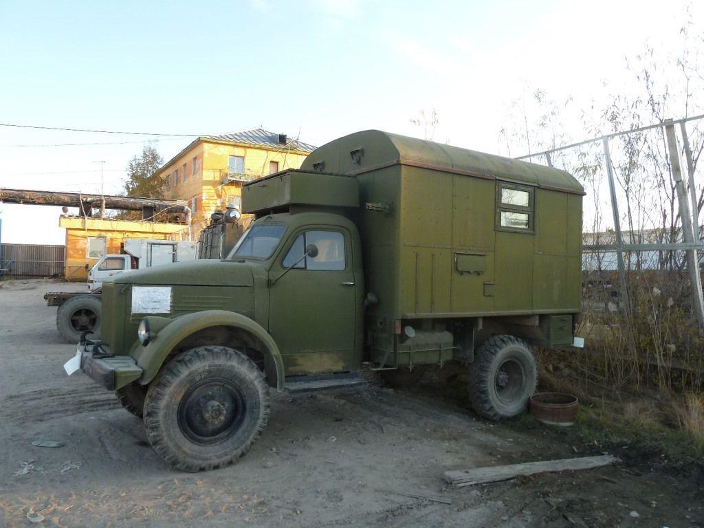 GAZ 51 AS-3 et GAZ-63 au 1/43 (par Hervé C.) - MAJ 16/04/19
