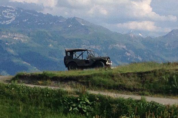 Jeep Delahaye VLR au 1/43 (par Alain P.)