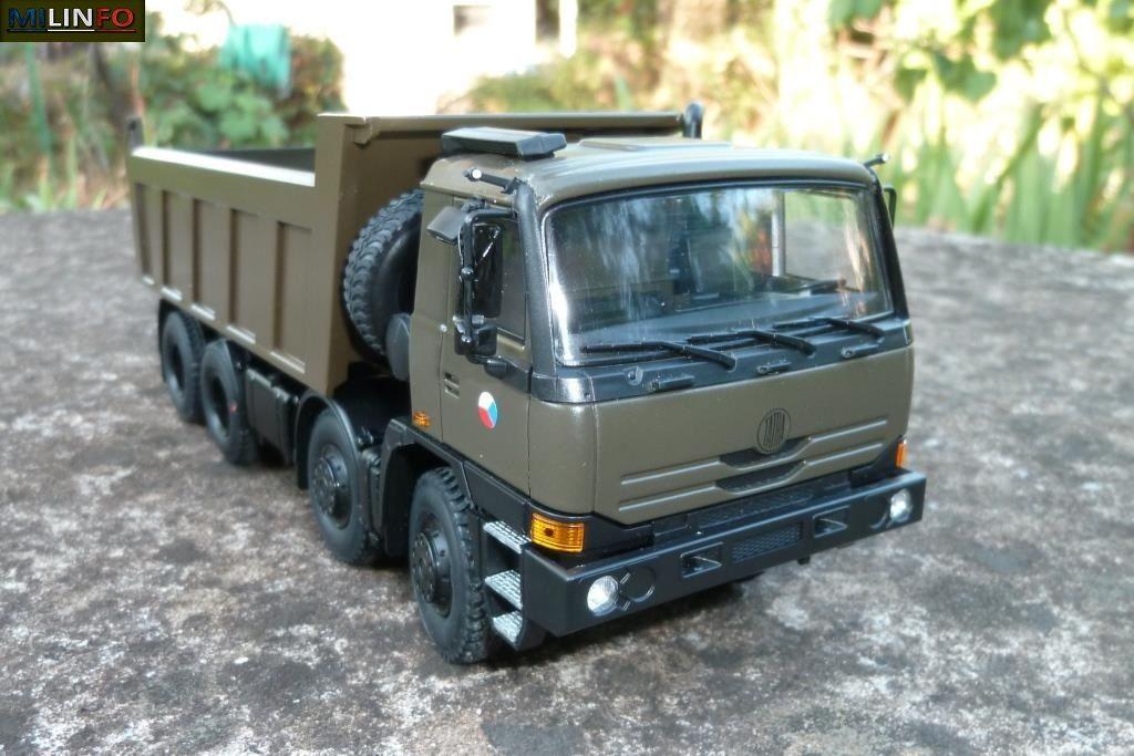 Tatra T 815 230S84 benne au 1:43 de chez Kaden