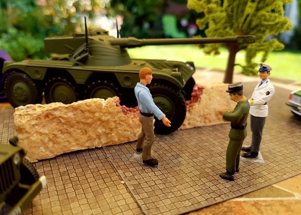 Les miniatures de Gendarmerie de Patrick G. (Maj : 27/11/20)