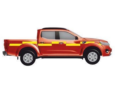 Renault Alaskan Pompier au 1/43 (Norev) - Mise à jour 8 décembre 2018