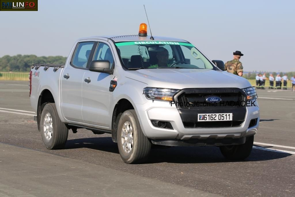 "VERSION 3 : Ford Ranger ""Circulation"" Armée de Terre"