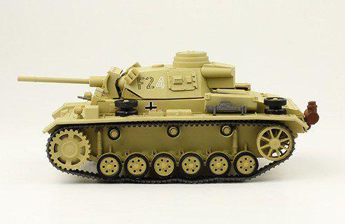 Panzer III AUSF.  M au 1/43 (Altaya/Ixo)