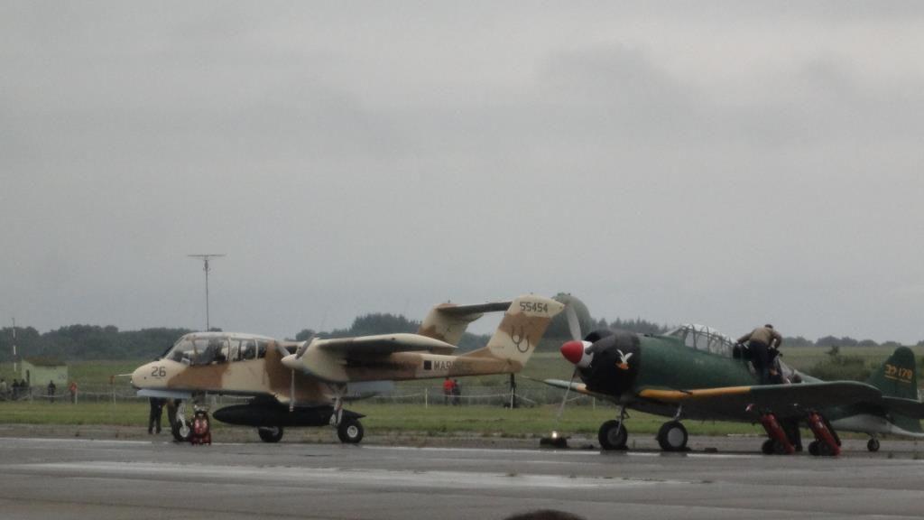 Retour en photos sur les journées portes-ouvertes de la Base aéronavale de Lann Bihoué (par Jean-Philippe M.)