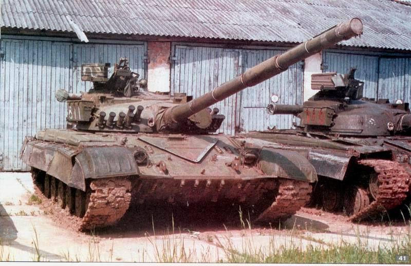 Char T-64 A