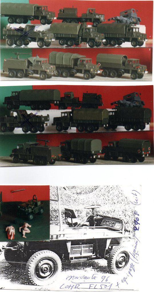 Les miniatures militaires MRD au 1/50 (mise à jour 15 novembre 2018)