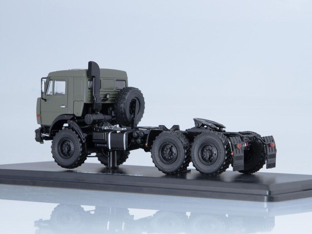 KAMAZ-44108  tracteur de semi-remorque au 1/43 (SSM)