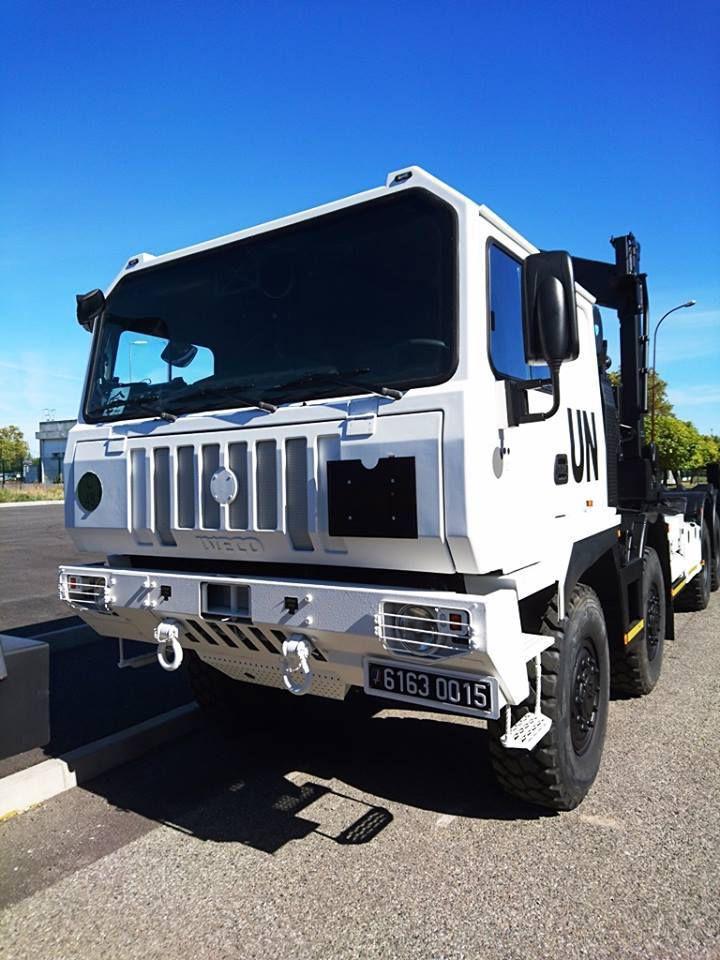 Matériel et véhicules : le PPT (Porteur Polyvalent Terrestre PPT)