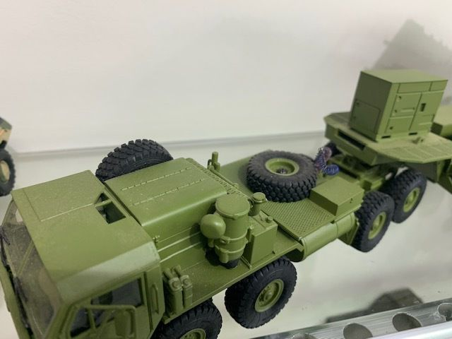 Lanceur MIM-104 Patriot au 1/43 (par Kamal)