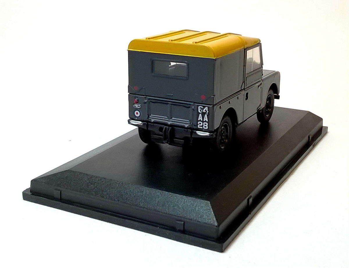Land Rover série 1 au 1/43 (Oxford) - MAJ 24/02/19