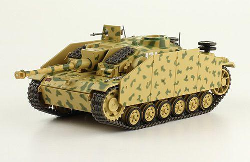 Sturmgeschütz III au 1/43 (Altaya/Ixo-PCT)