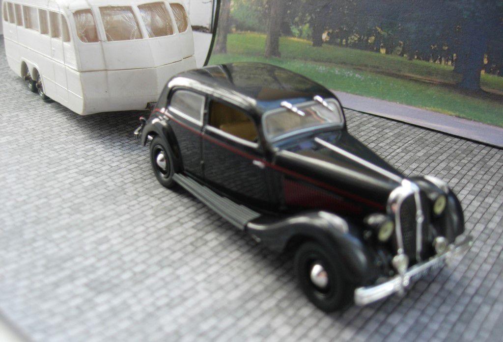 Hotchkiss, modèle 1939 au 1/43 (par Bob)