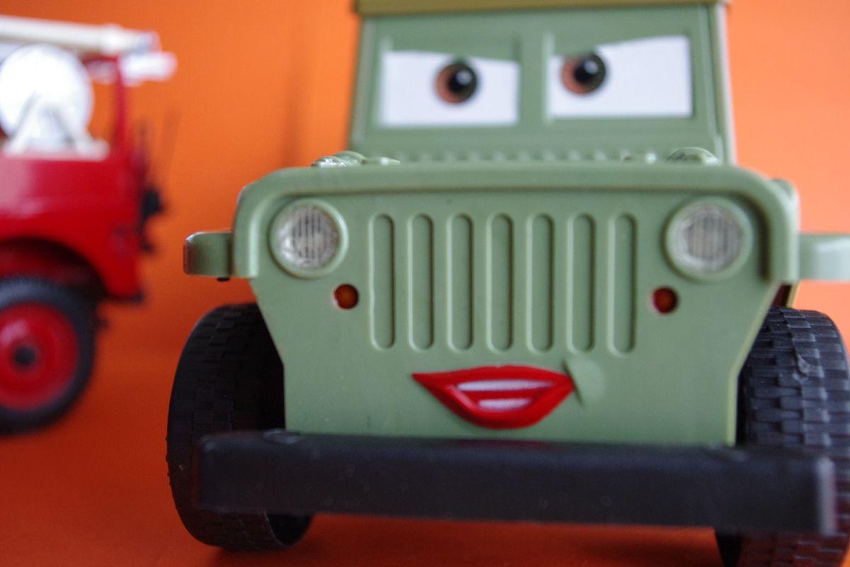 """Jeep """"en vrac""""... par Jean-Pierre B."""