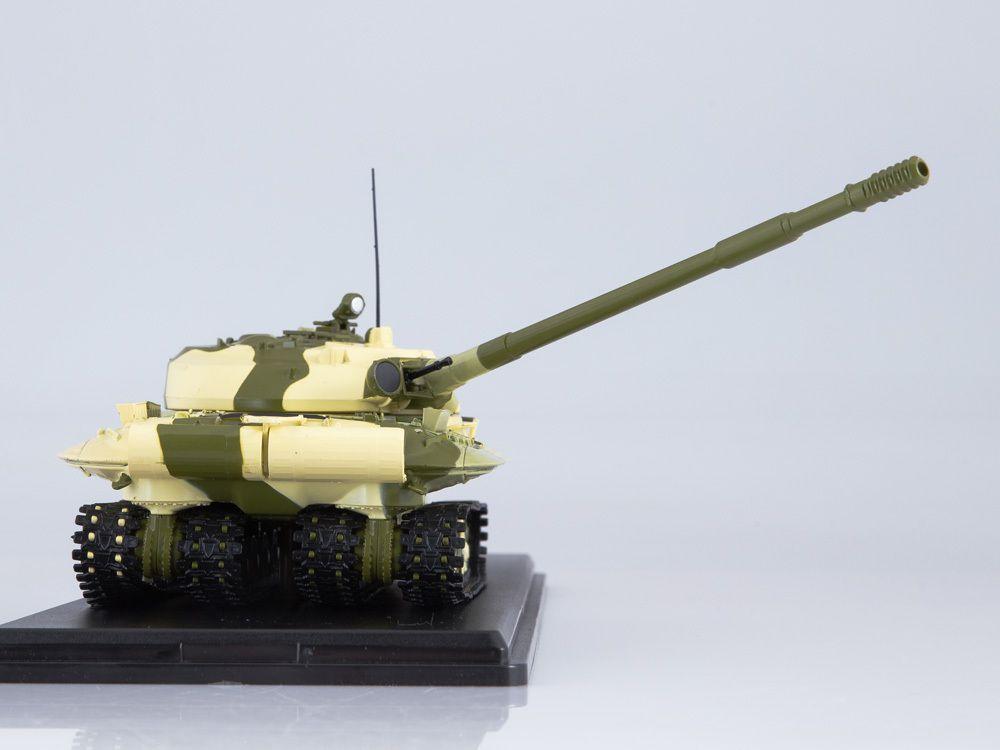 Char lourd expérimental russe Object-279 au 1/43 (Start Scale Models)