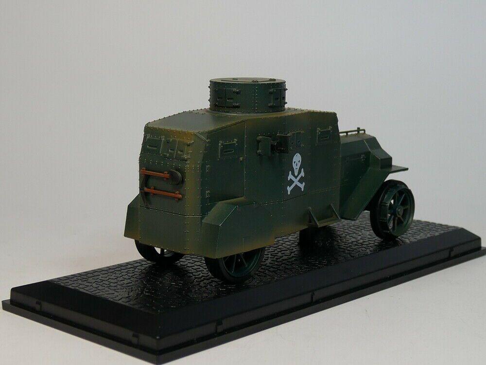 Automitrailleuse Ehrhardt E-V/4 au 1/43 (Atlas/Ixo)