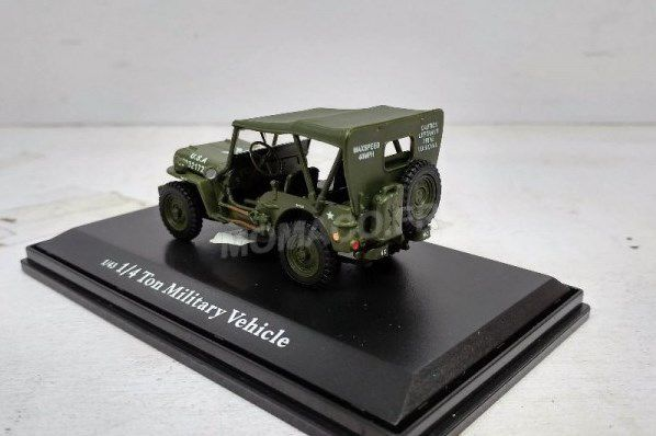 "Jeep Willys ""D-Day"" et Sherman ""Libération de Paris"" au 1/43 (Oliex et Odeon)"