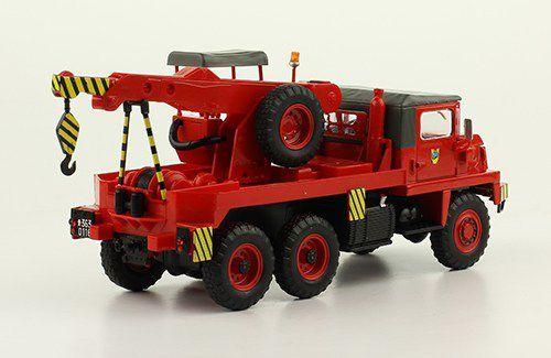 BERLIET GBC 8 KT CMD pompiers de l'air au 1/43 (Hachette/Ixo-PCT) - MAJ 23/05/19