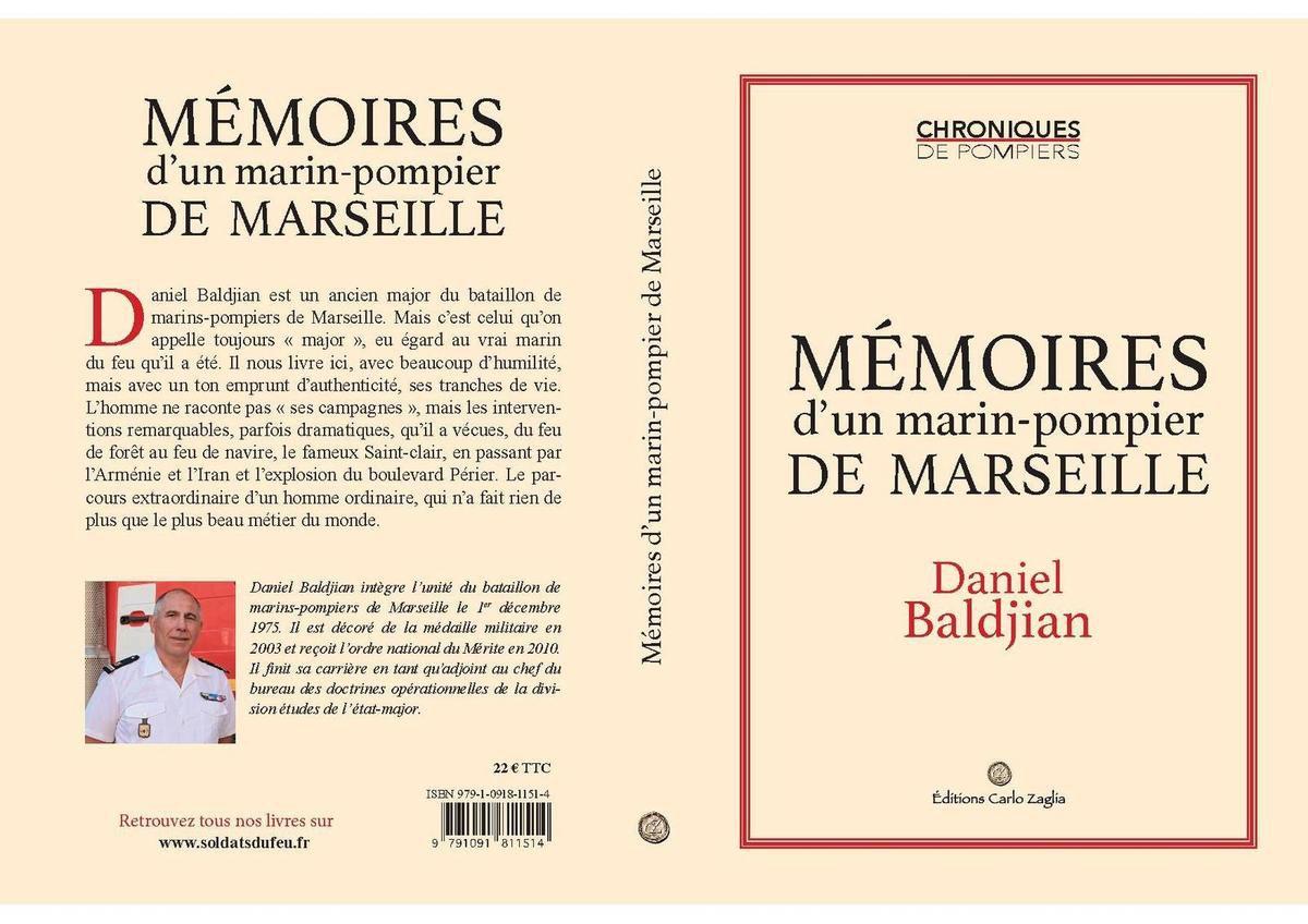 """""""Major"""" Daniel Baldjian... ou quand la passion du BMPM vous colle à la peau ! - MAJ 26/05/19"""