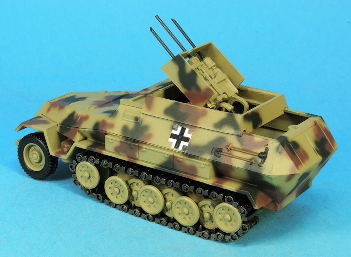 Hanomag Sd.Kfz.251/21 Drilling au 1/48 (par Elodie Saint-Lot)