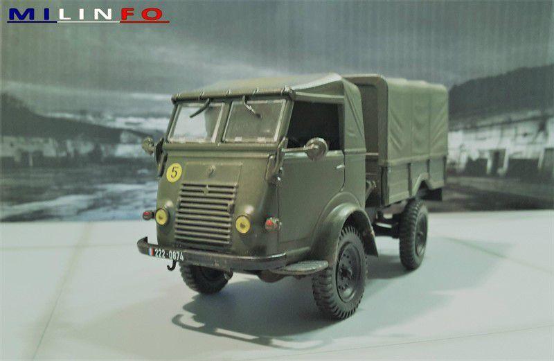 Renault R2087 au 1/43 (par David T.)