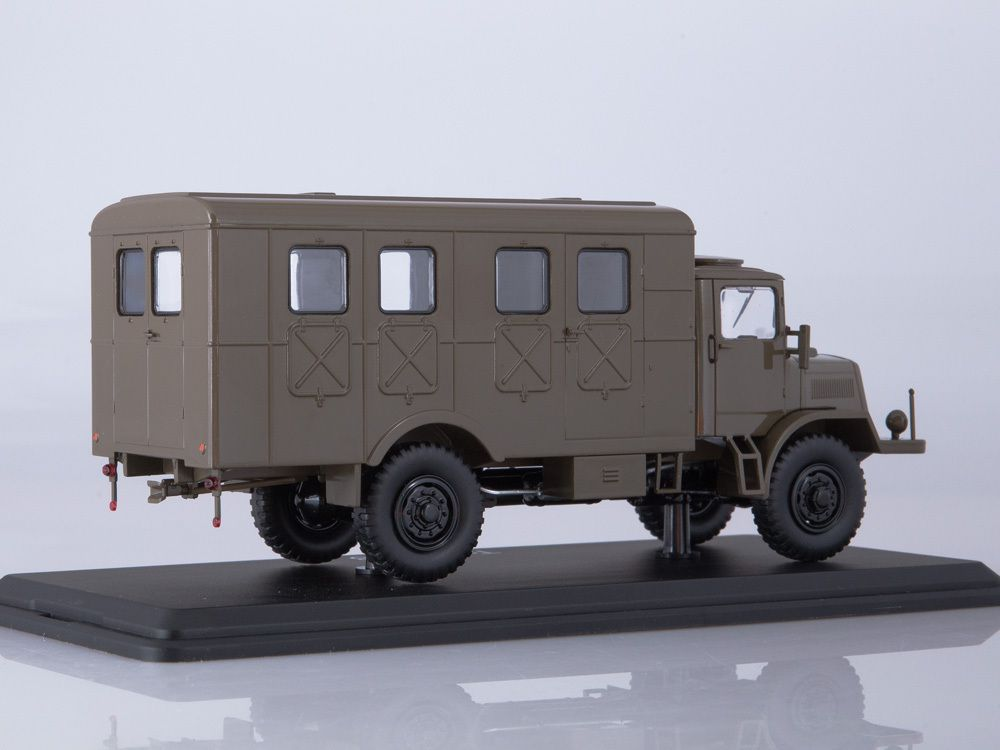 Tatra-128C en version shelter