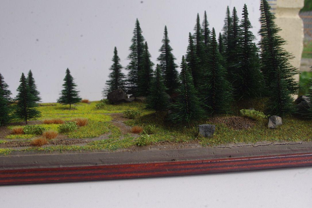 Diorama : séquence de tir Honest-John au 1/87 (par Jean-Pierre B.) MAJ 27/07/19