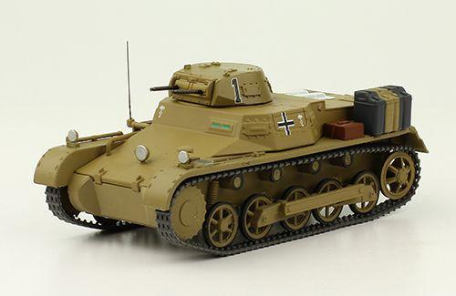 Panzer I Ausf. B au 21/43 (Altaya)