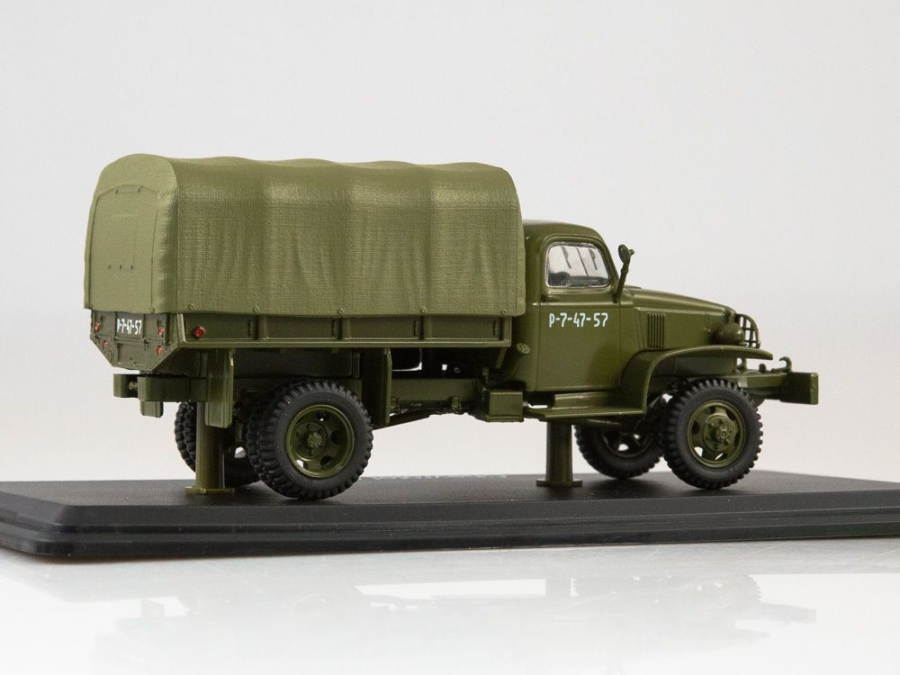 Chevrolet G7117 au 1/43 (Start Scale Models)