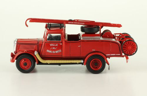 Berliet VDA au 1/43 (hachette-Collections)