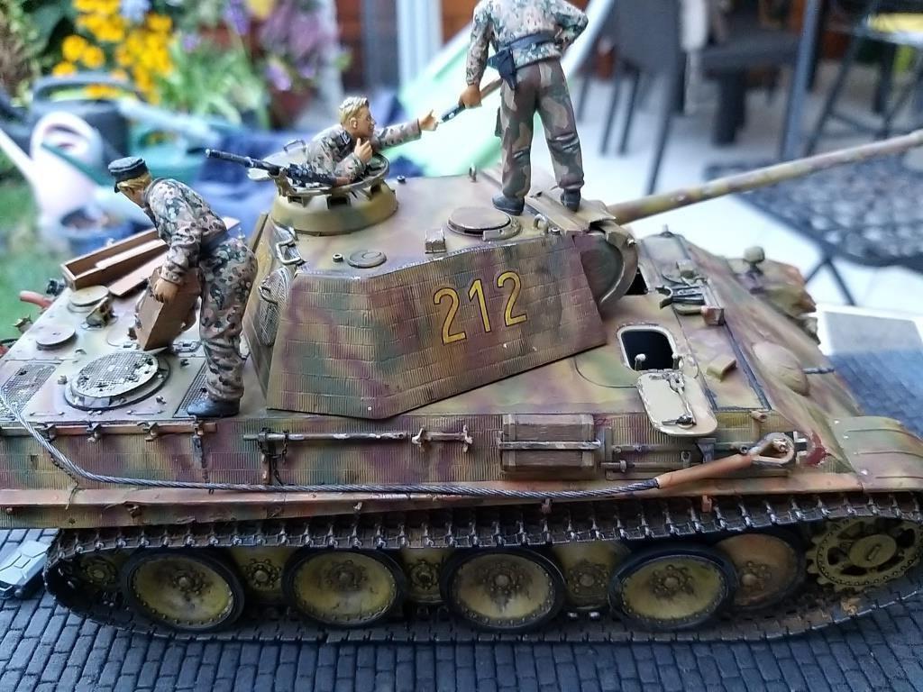 Panther G - août 1944  au 135 (par Patrick G.) MAJ 28/08/19