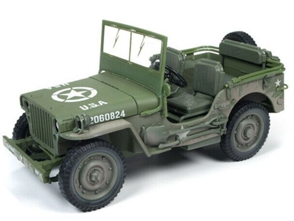 Willys MB Jeep WWII 1941