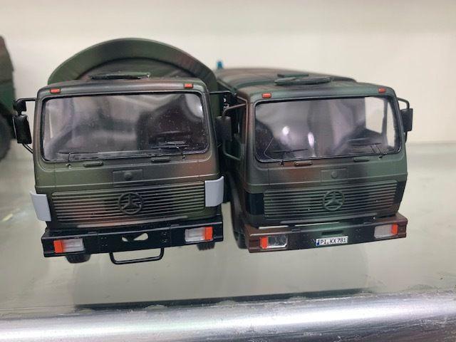 L'armée allemande en miniatures (par Kamal) Suite...