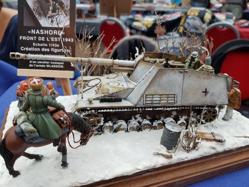 Retour sur le 29ème Salon de la Maquette et de la Figurine de Hyères