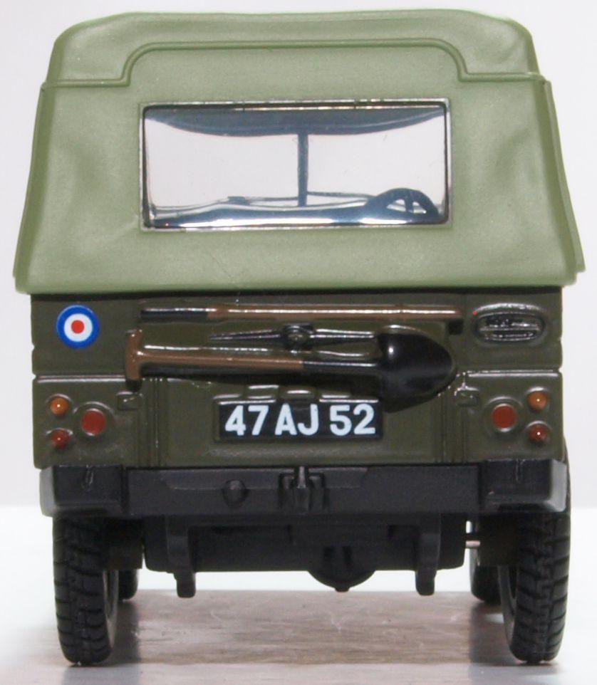 Land Rover 1/2 ton Police militaire de la RAF