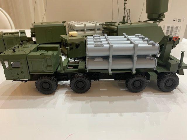 Système de défense côtier  le 3K60 BAL au 1/43 (Kamal)