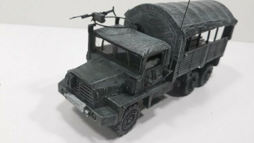 Berliet GBC 8KT au 1/50 sur base Solido (par Chris)