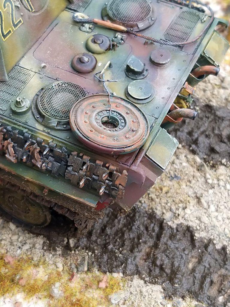 Panther G . 14 - 17 décembre 1944 à La Gleize (par Patrick G.)