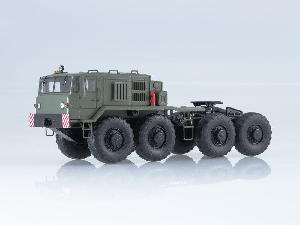 Porte-char  MAZ 537 au 1/43 (Star Scale Models)