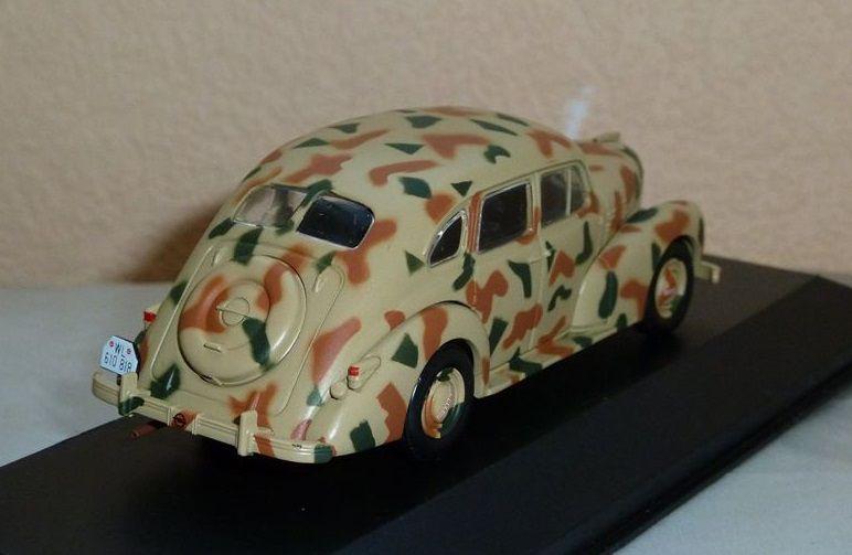 Opel Kapitän au 1/43 (Altaya)