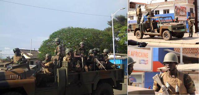 Véhicules&matériels : ACMAT au sein des Forces Armées togolaises et de la gendarmerie