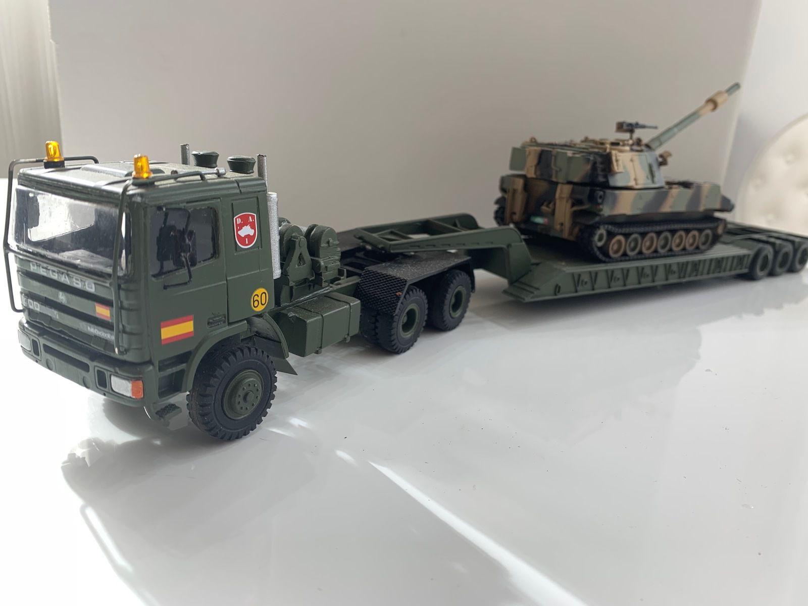 L'armée espagnole en miniatures par Kamal