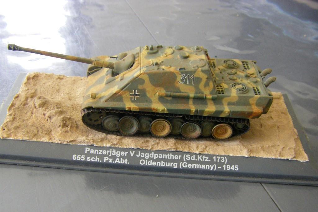 Jagdpanther au 1/72