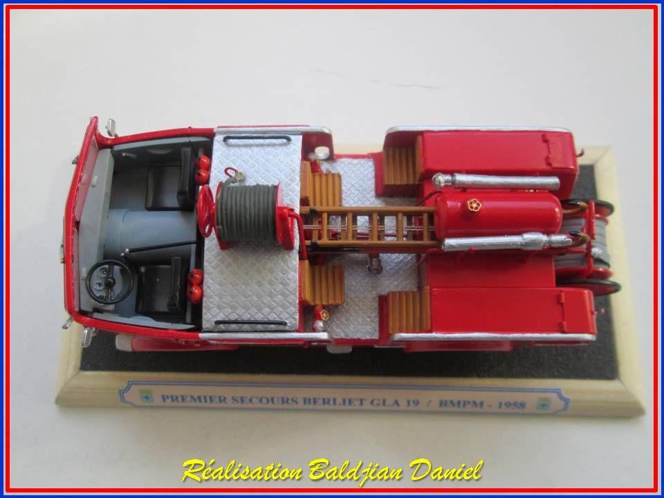 Premier secour Berliet GLB 19 du BMPM (par Daniel Baldjian)