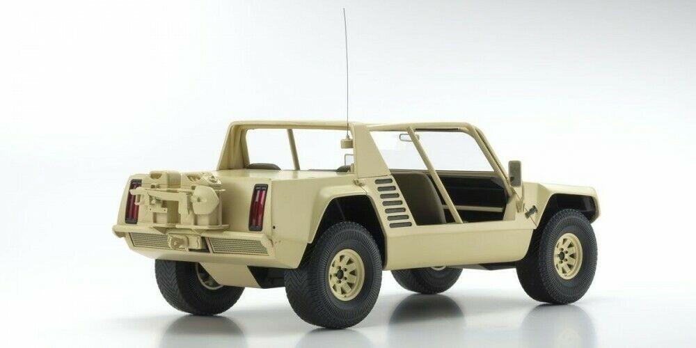 Lamborghini Cheetah militaire (Kyosho - 1/18 - Frédéric M.)