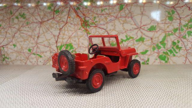 Jeep Willys MB C.S.P. Toulon (département du Var)
