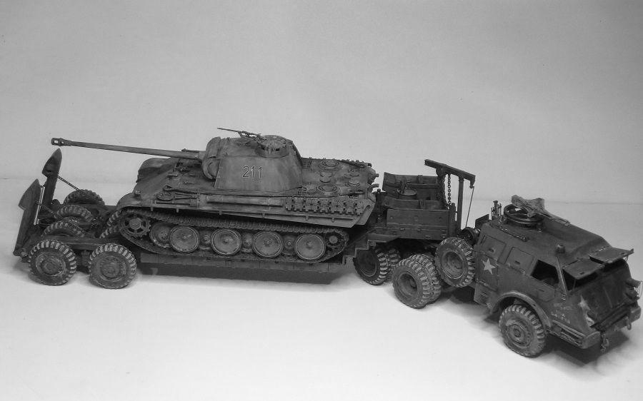 Porte-char M25 Pacific (1/48 - Master Fighter - par Marc H.)