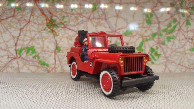 CCFl Jeep MB CS Le Lavandou EQ Guinard (base Solido)